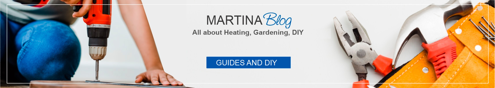All about heating, gardening and DIY